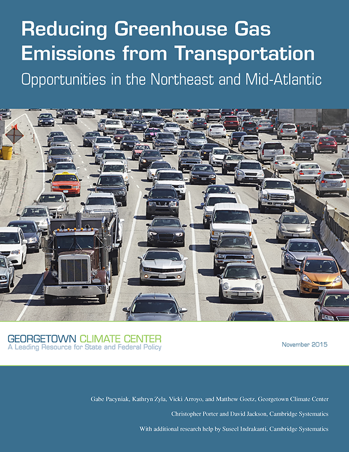 The announcement coincides with the release of a new report showing that  northeast and mid-Atlantic states can achieve a 29-40 percent reduction in  ...