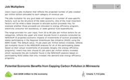Explore the Benefits of Capping Carbon Pollution